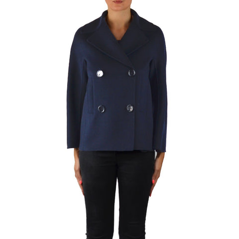 MAX MARA'S  COAT NAVY Connie