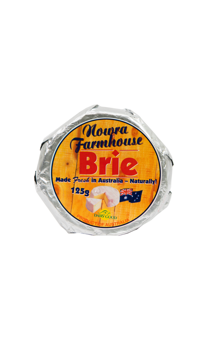 Brie - Cheese - Nowra Farmhouse - Dairy Goodness