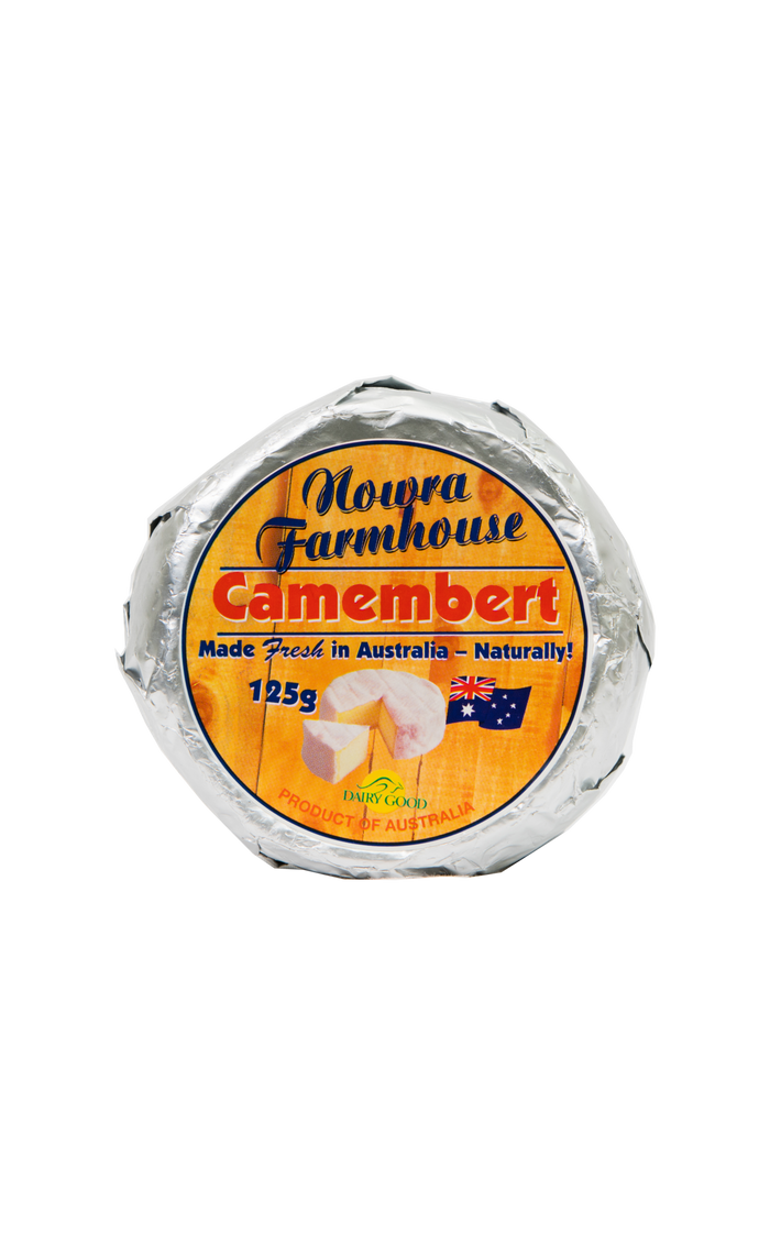 Camembert - Cheese - Nowra Farmhouse - Dairy Goodness