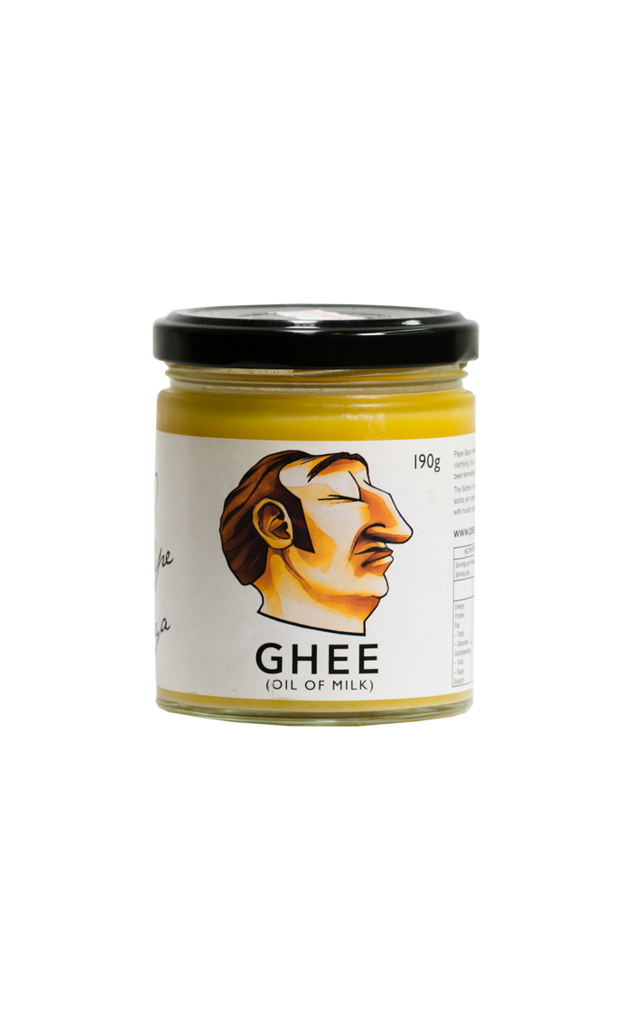 Ghee (Oil of Milk) small & Large - Ghee - Pepe Saya - Dairy Goodness