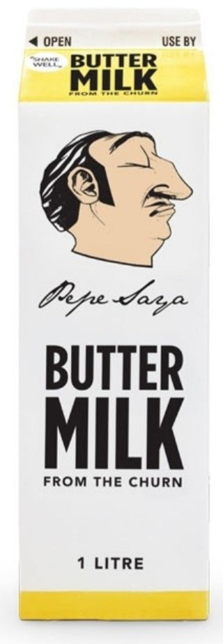 Buttermilk - Buttermilk - Pepe Saya - Dairy Goodness