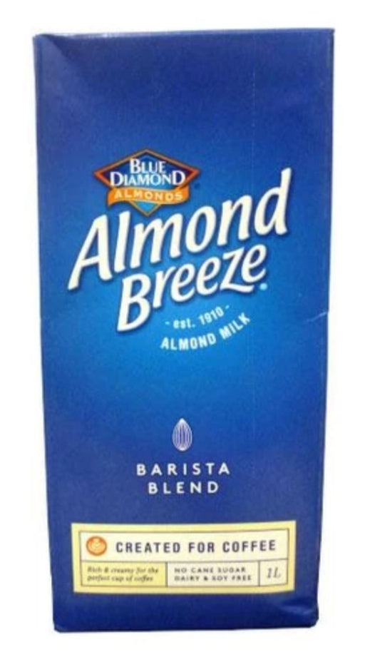 Almond Breeze 1L almond milk - Milk - Dairy Goodness - Dairy Goodness
