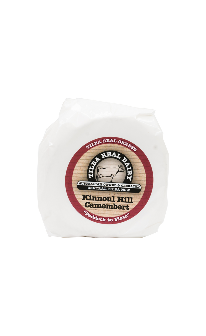 Kinnoul Hill Camembert - Cheese - Tilba Real Dairy - Dairy Goodness