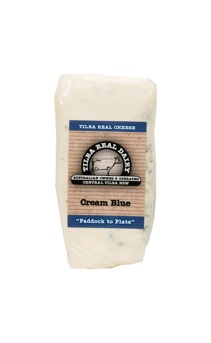Cream Blue - Cheese - Tilba Real Dairy - Dairy Goodness