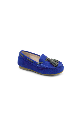 Avery Suede Moccasins