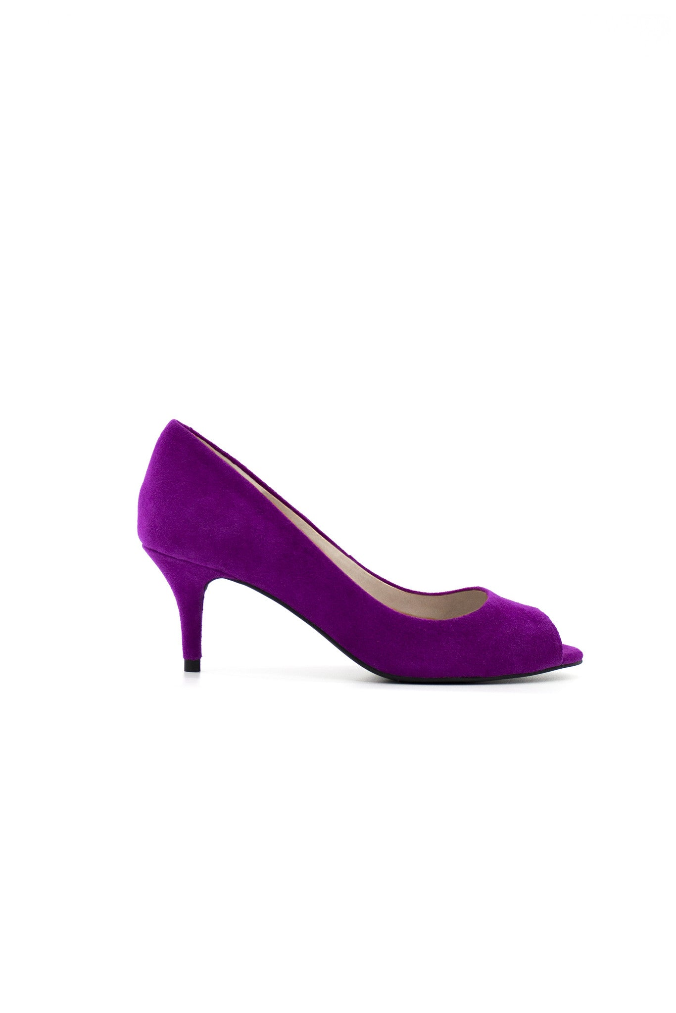 Emmie Peep-toe Pumps