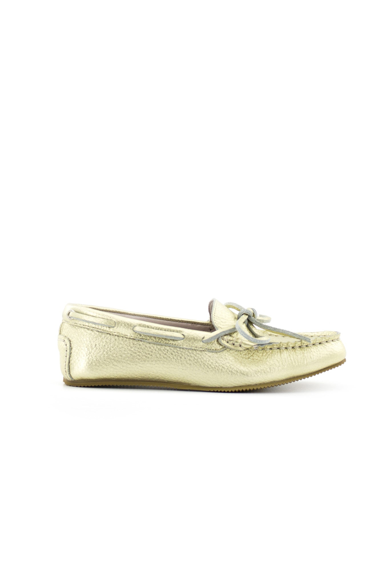 Manon Leather Moccasins