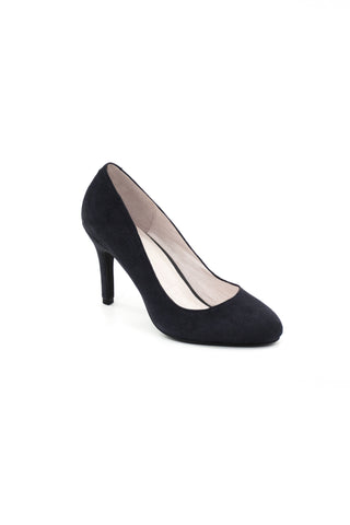 Chantal Sheep Suede Pumps