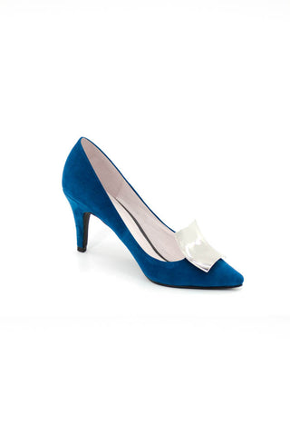 Liane Sheep Suede Pumps