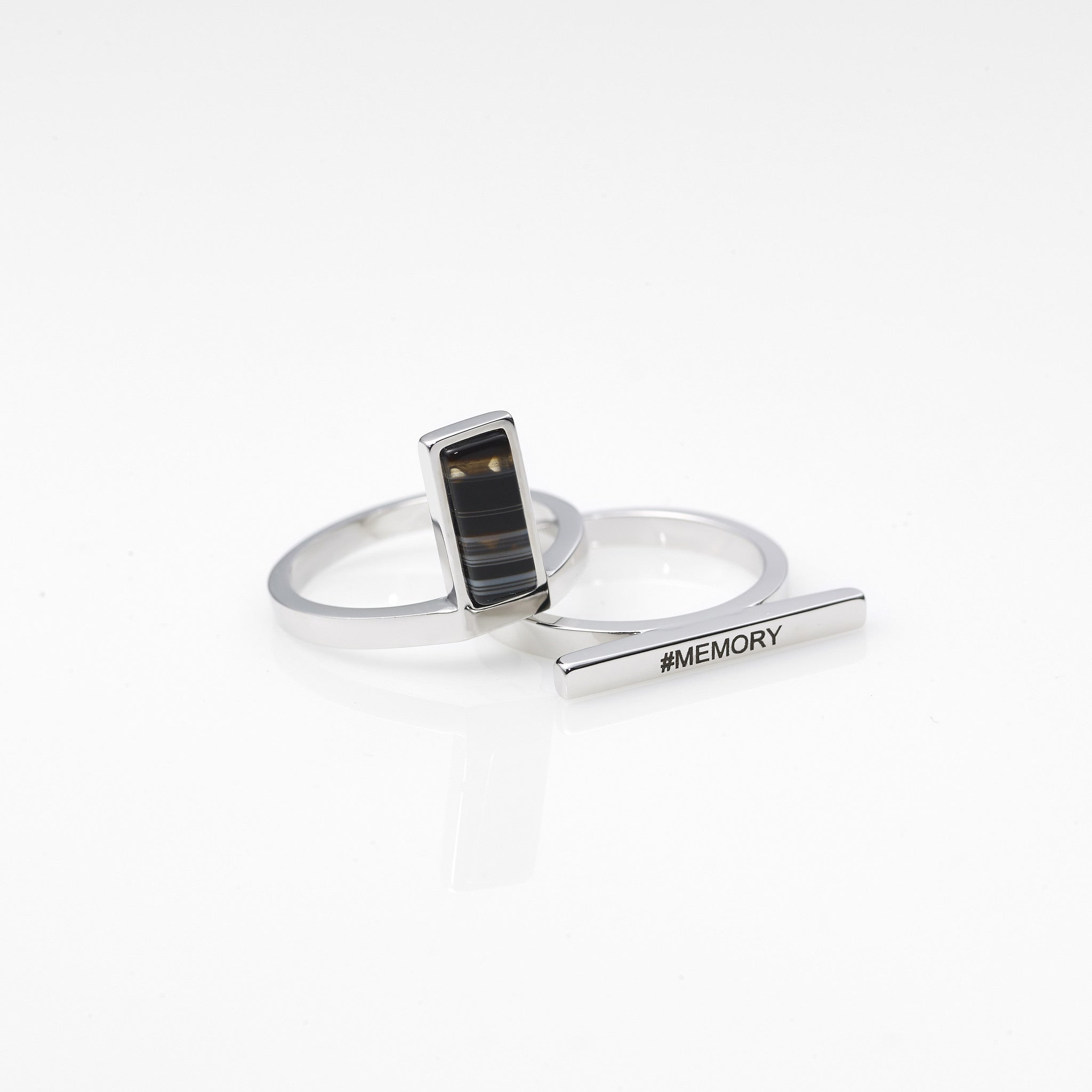 Stackable Rectangular Rings