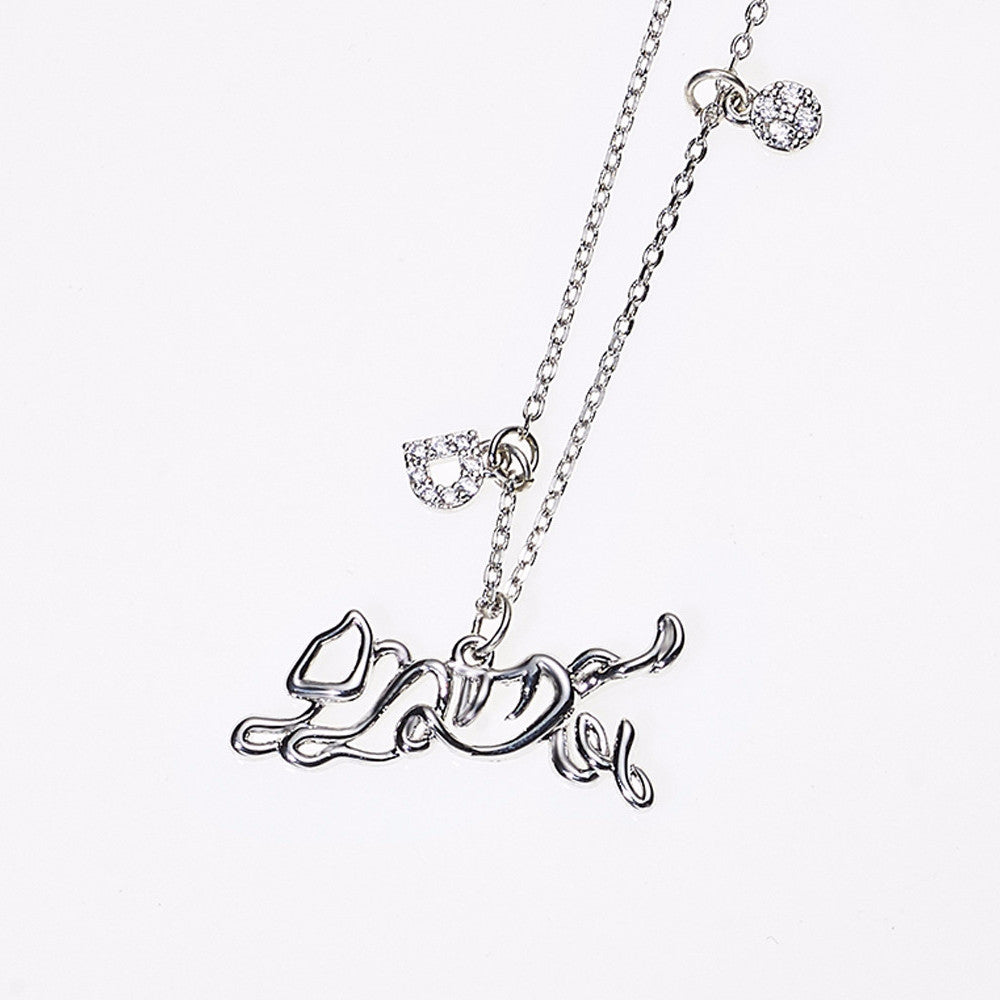 Animal Zodiac Necklace-Tiger