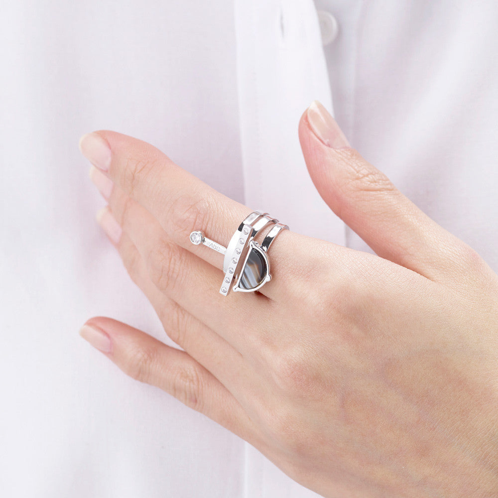 Stackable Planet Rings-RH