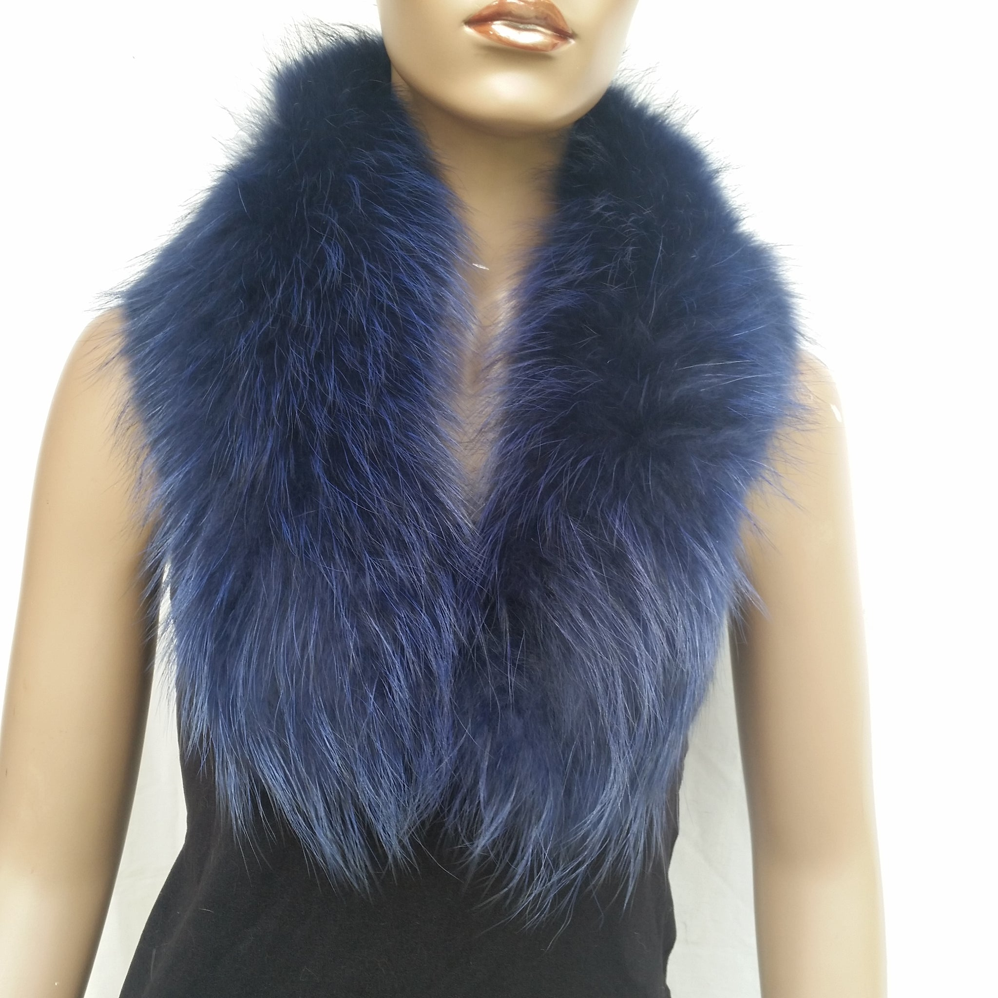 Fox Fur Collars