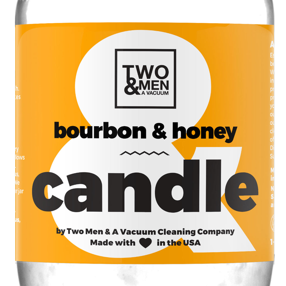 Candle Bourbon & Honey 16 Oz