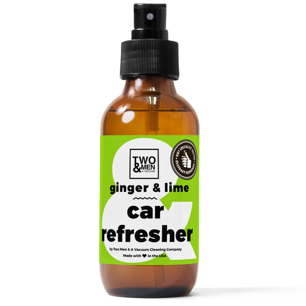 Car Refresher Ginger & Lime 2 oz