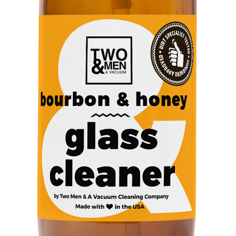 Glass Cleaner Bourbon & Honey 16 oz
