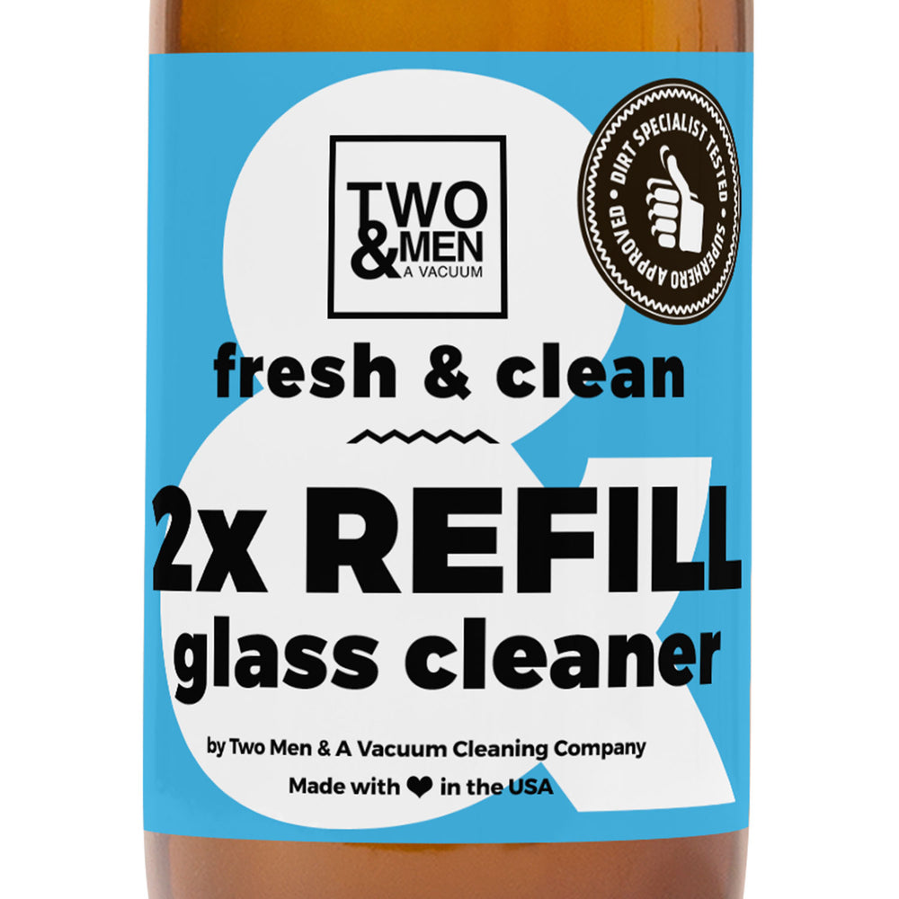 Glass Cleaner Fresh & Clean 32 oz