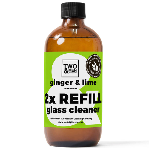 Glass Cleaner Ginger & Lime 32 oz