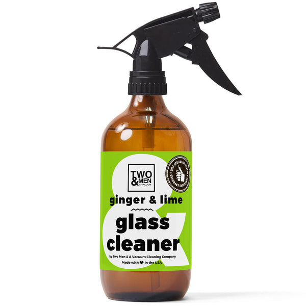 Glass Cleaner Ginger & Lime 16 oz