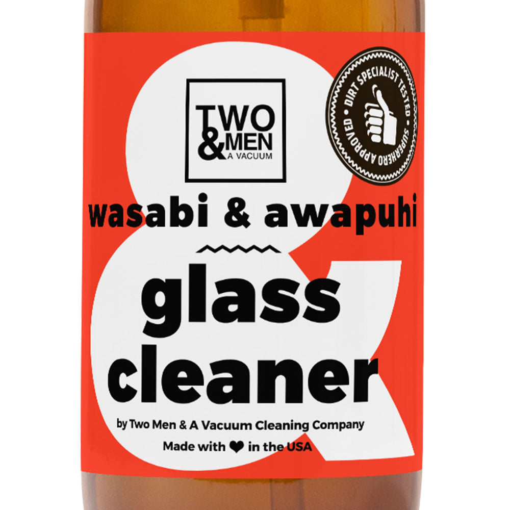 Glass Cleaner Wasabi & Awapuhi 16 oz