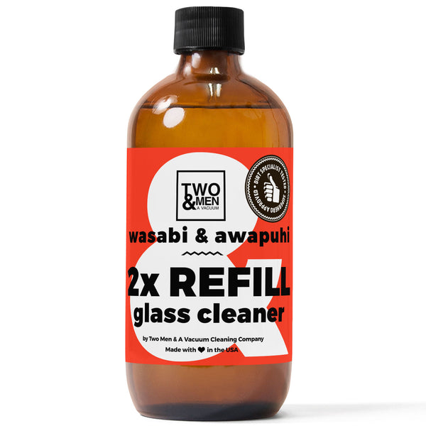 Glass Cleaner Wasabi & Awapuhi 32 oz
