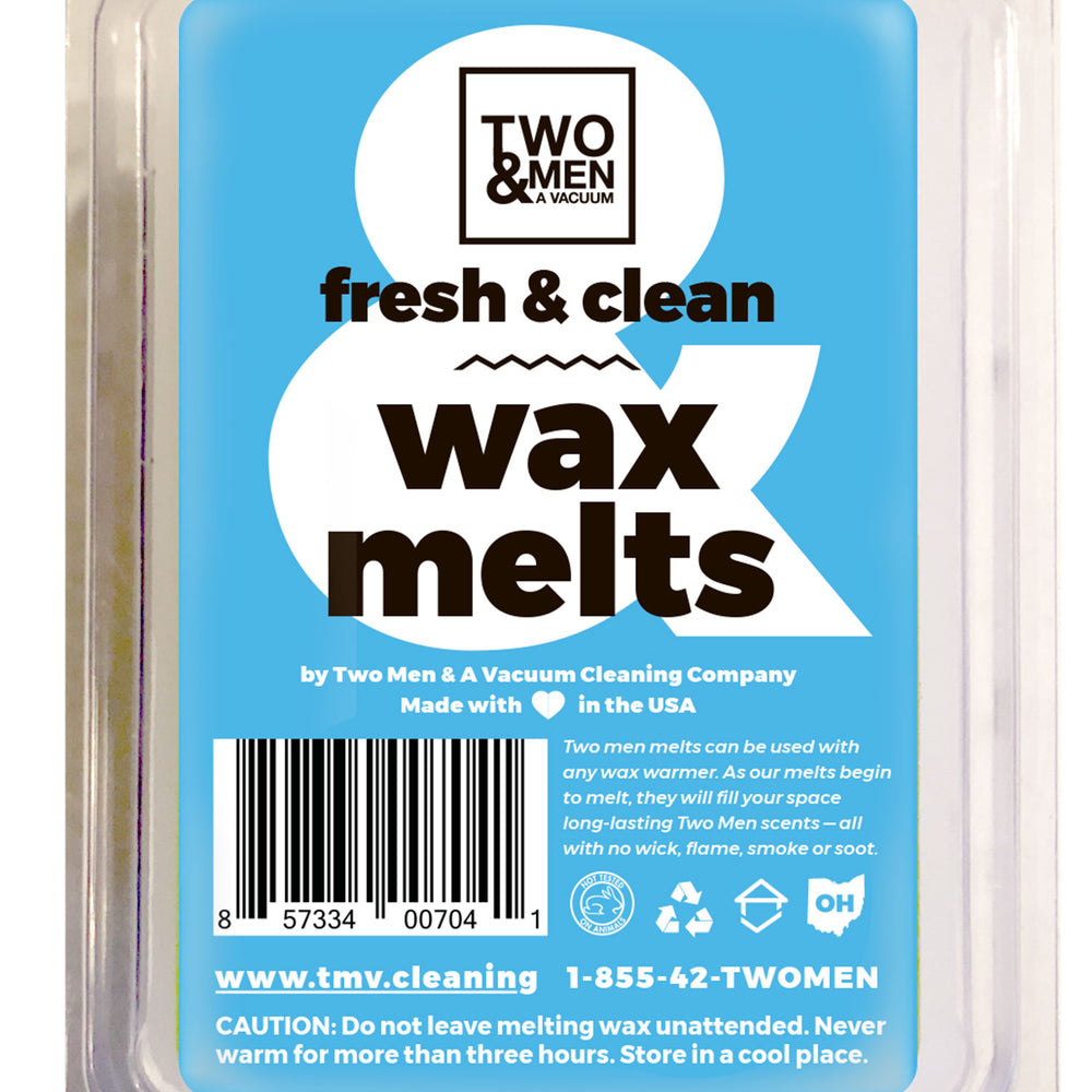 Wax Melts Fresh & Clean (free gift)