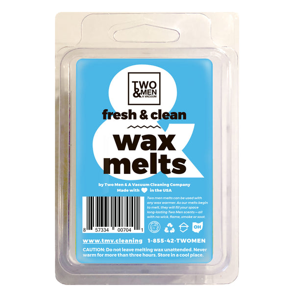Wax Melts Fresh & Clean