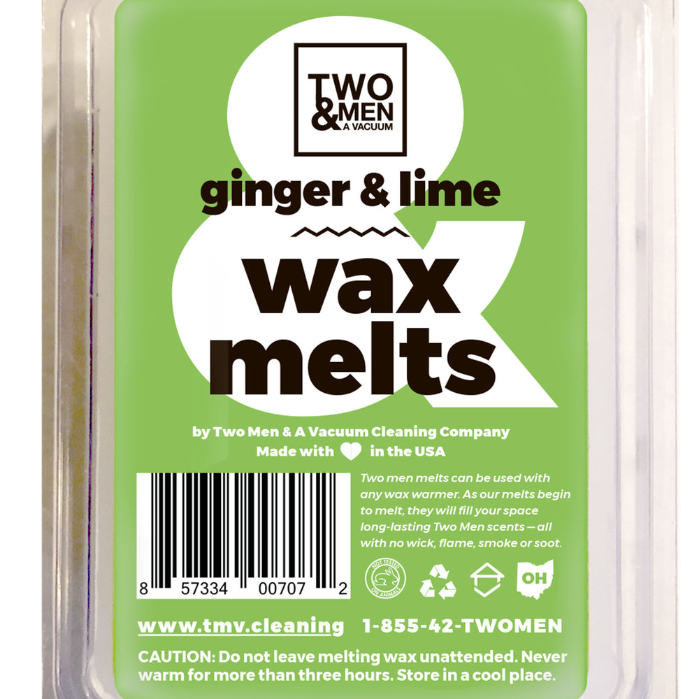 Wax Melts Ginger & Lime