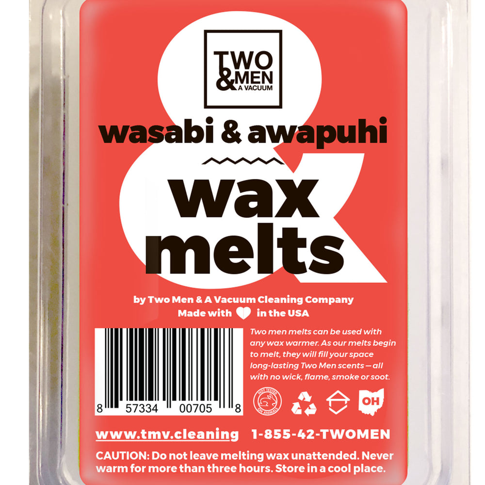 Wax Melts Wasabi & Awapuhi