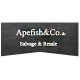 Find Sea Witch Botanicals at Apefish & Co Salvage & Resale