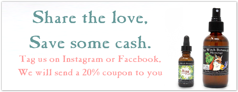 Share the love, Save some cash. Tag us on Instagram or Facebook, We will send a 20% coupon to you