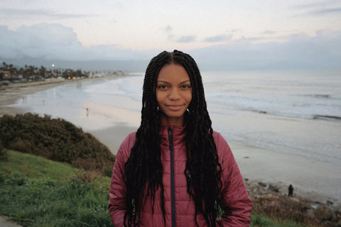 Leah Thomas, founder of the Intersectional Environmentalist