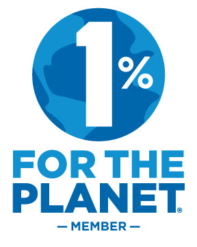 1 percent for the planet certified