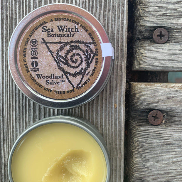 Woodland Salve™ - A Healing Folk Remedy 1