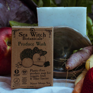 Home Cleaning: Produce Wash