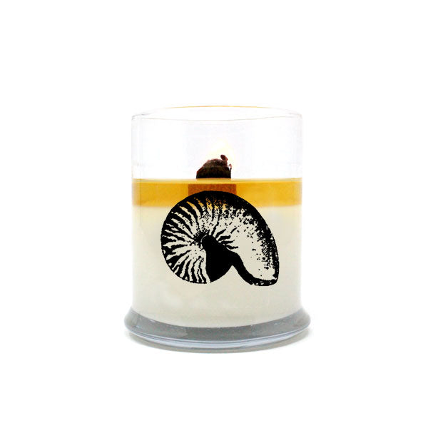 Unscented All-Natural Candle by Sea Witch Botanicals