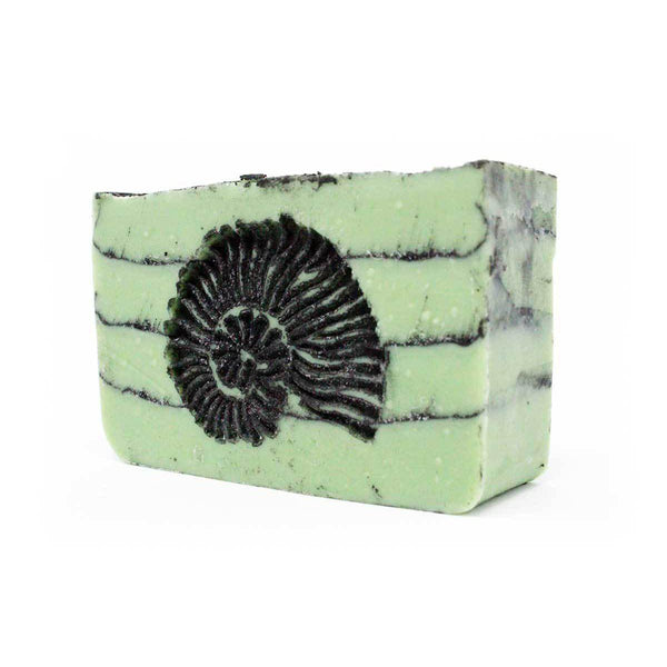 Artisan Soaps: Green Fairy - Absinthe-Reminiscent Star Anise-Cold Process Soap-Sea Witch Botanicals