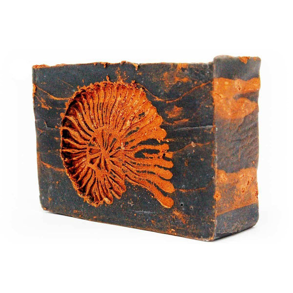 Artisan Soap: Quoth the Raven - Orange Spice, Cinnamon, Clove-Cold Process Soap-Sea Witch Botanicals