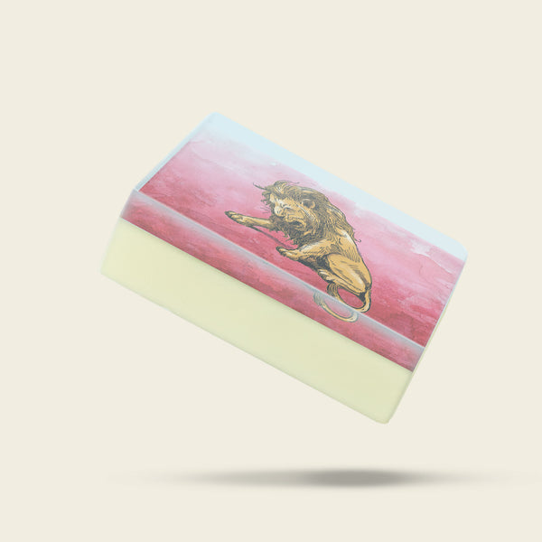 Body Soap: Gold Lion-Sea Witch Botanicals
