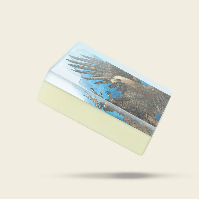 Body Soap: Bronze Eagle-Sea Witch Botanicals