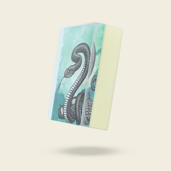 Body Soap: Silver Serpent-Sea Witch Botanicals