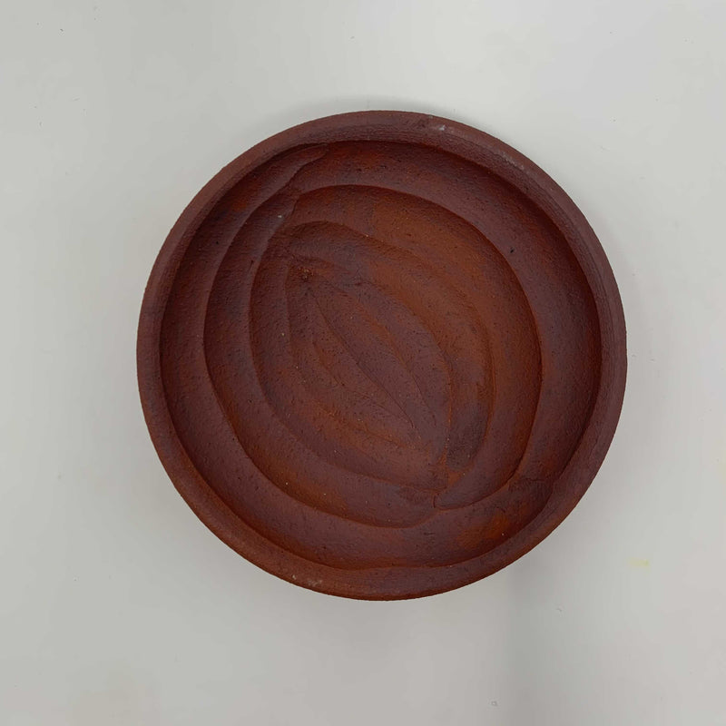 Red Clay Soap Dish | Jewelry Dish | Twig Earthgoods