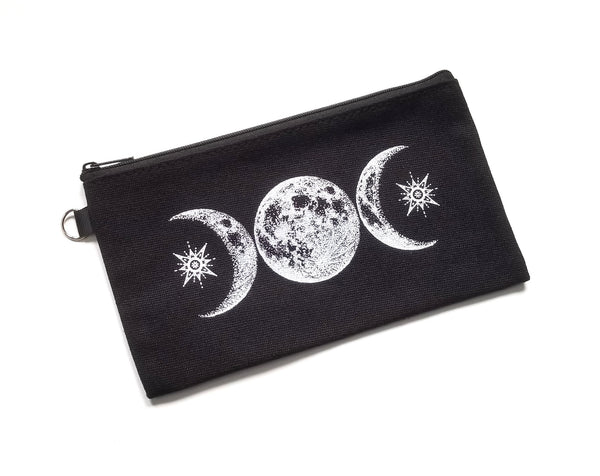Wax & Wane Moons Stash Bag