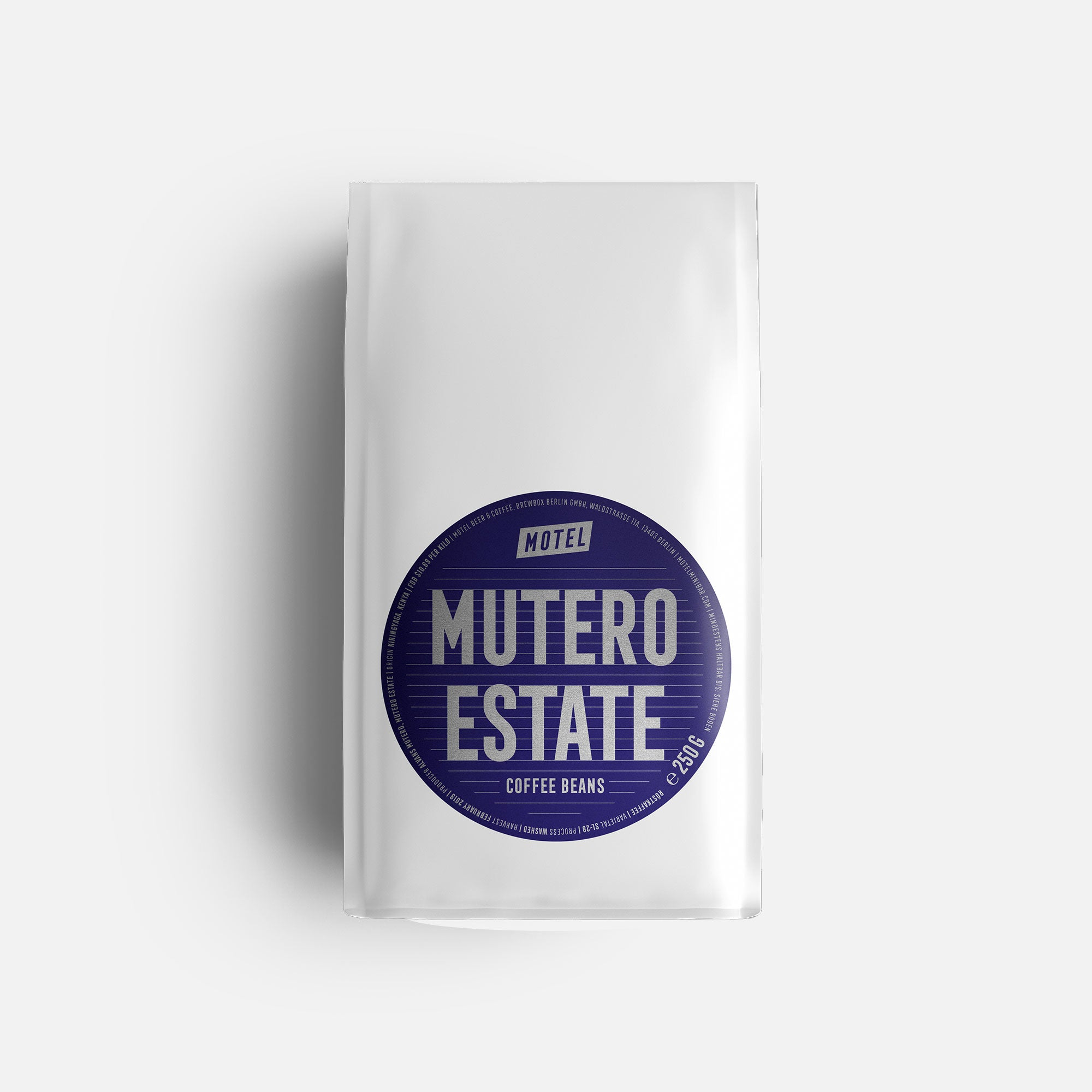 Mutero Estate – Kenya