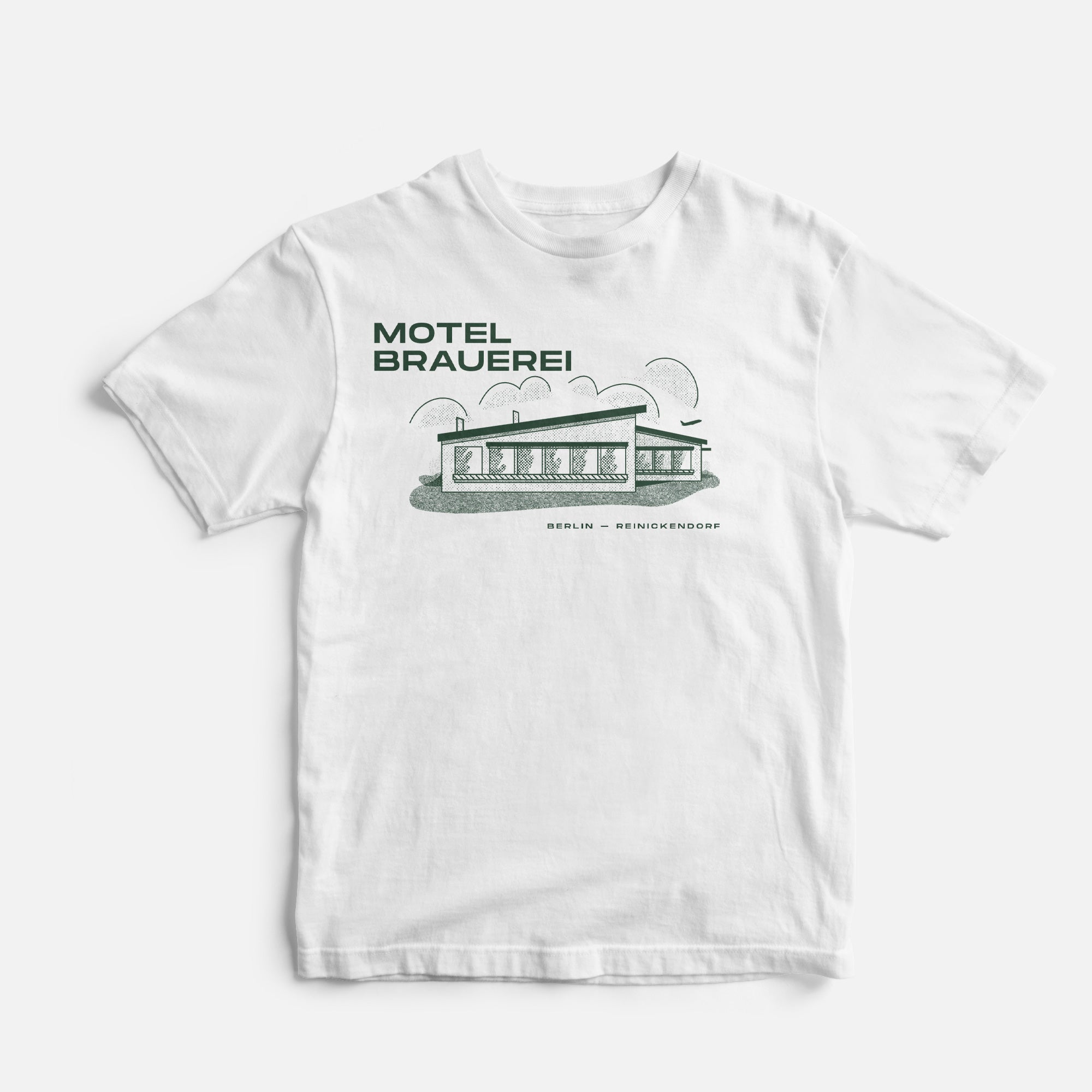 Motel T-Shirt - Organic Cotton