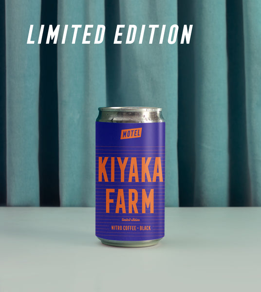 Nitro Coffee Kiyaka