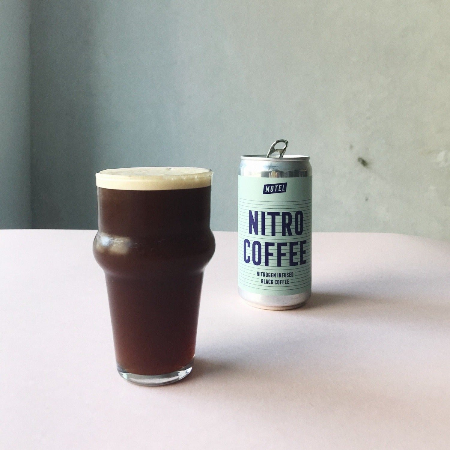 Nitro Coffee – Black (6 / 12 Pack)