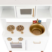 Gold Scandi Play Kitchen
