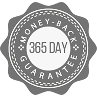365 Money Back Guarantee