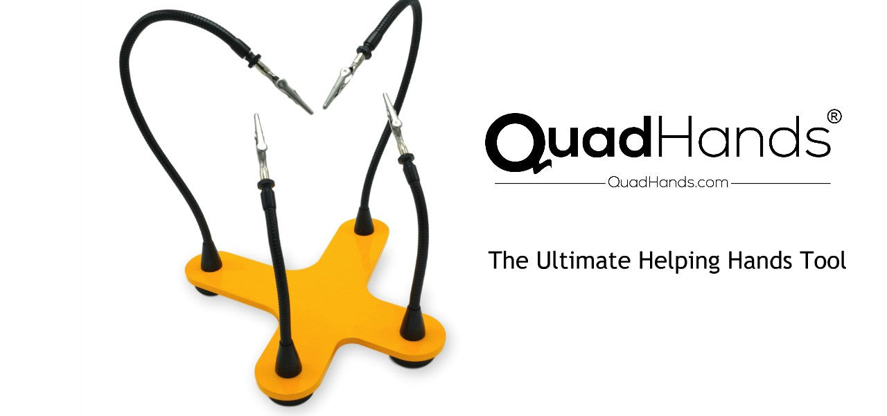 QuadHands Helping Hands Tool